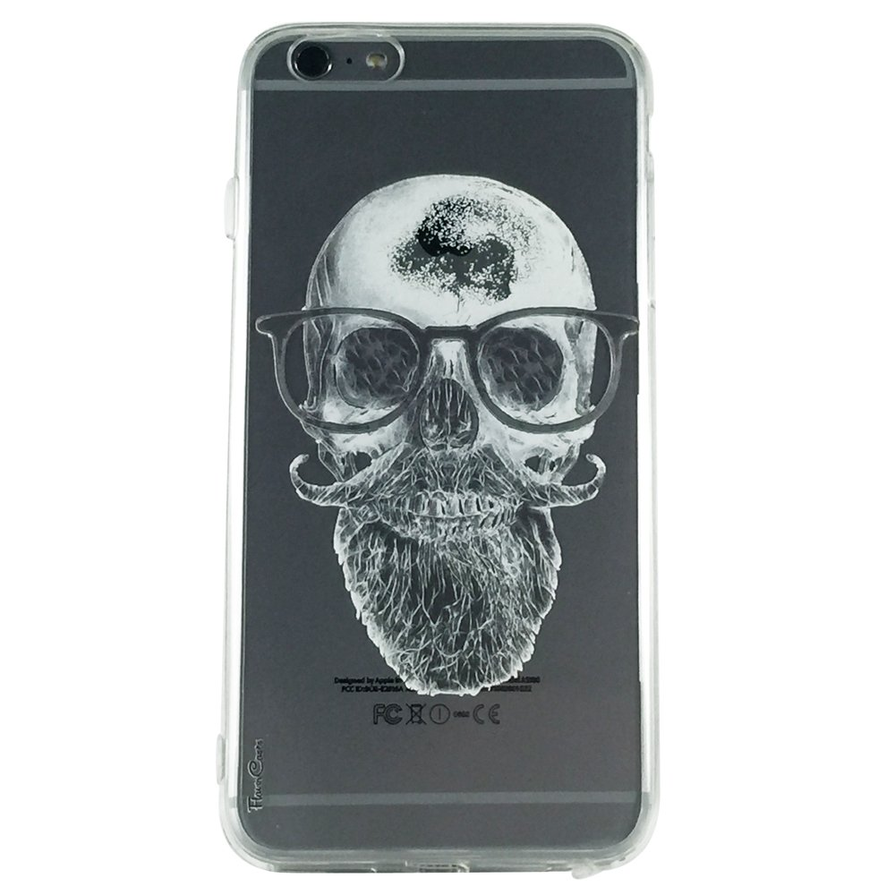 Skull Beneath The Skin - Skull Gothic Cell Phone Case iPhone 6 ip6
