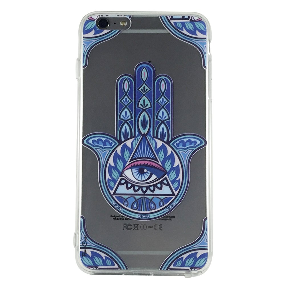 Evil Eye Hamsa Hand - Religion / Spiritual Cell Phone Case iPhone 6 ip6