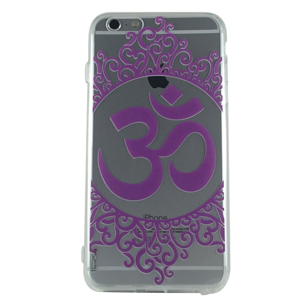 The Sound Of The Universe - Religion / Spiritual OM Aum Cell Phone Case iPhone 6 ip6