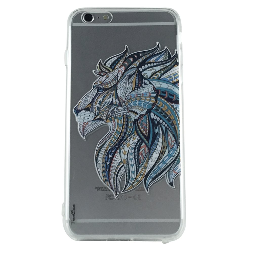Lion & Co Type 2 - Animal Lion Cell Phone Case iphone 6 ip6