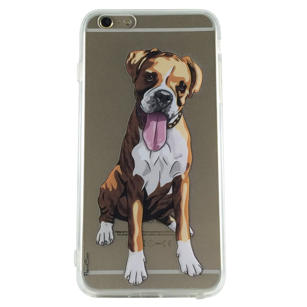 Rocky - The Boxer - Animal Box Dog Cell Phone Case iPhone 6 ip6