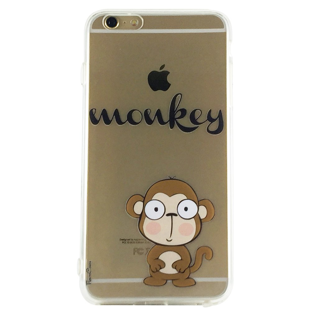 Chinese Zodiac - Monkey - Animal Zodiac Cell Phone Case iphone 6 ip6