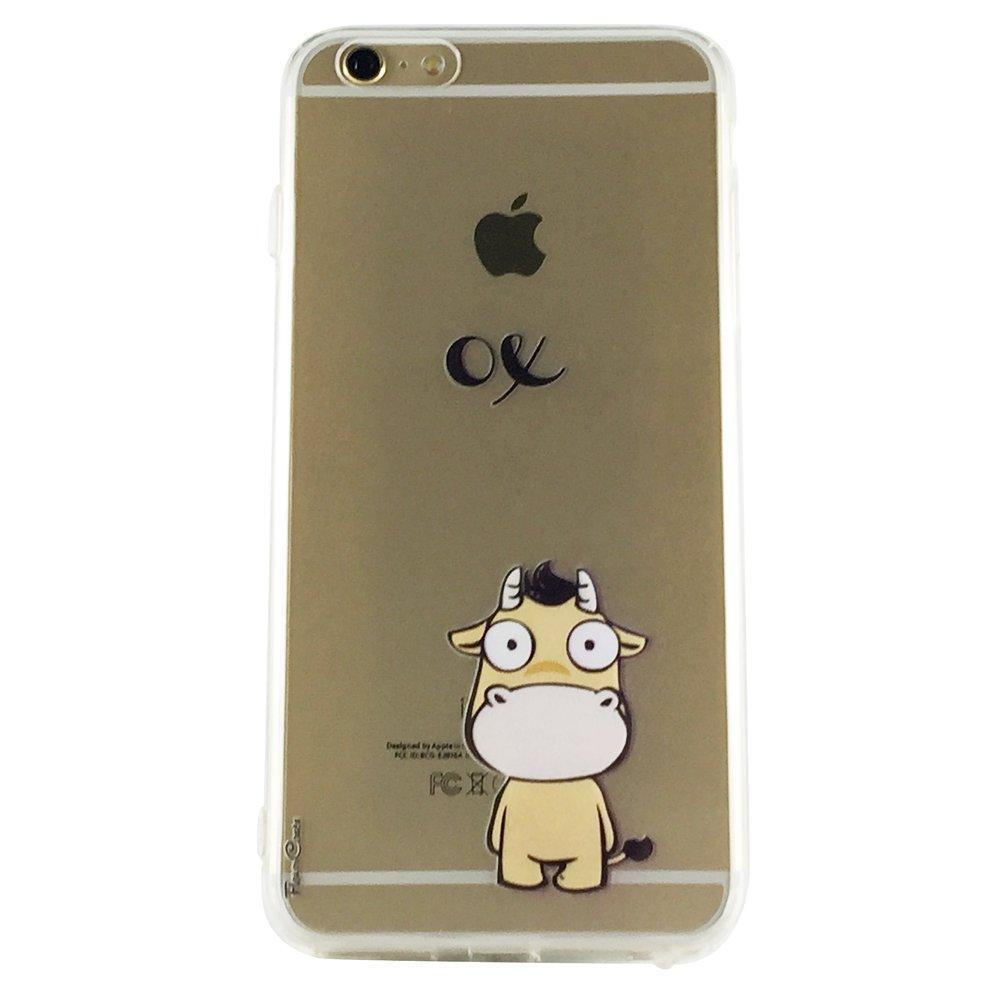 Chinese Zodiac - Ox - Animal Zodiac Cell Phone Case iphone 6 ip6