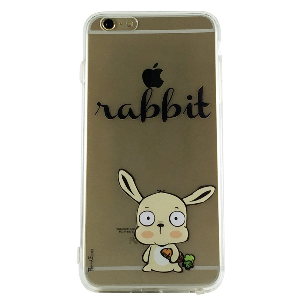 Chinese Zodiac - Rabbit - Animal Zodiac Cell Phone Case iphone 6 plus ip6 plus