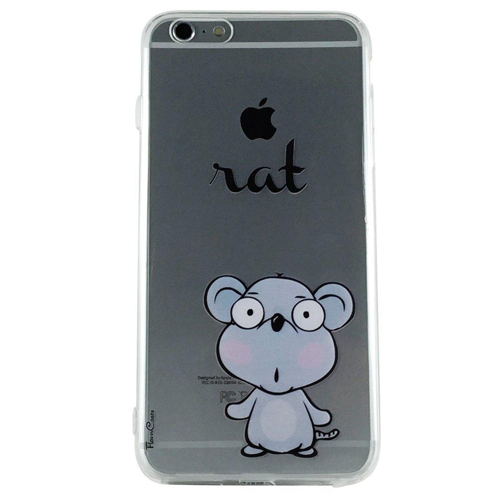 Chinese Zodiac - Rat - Animal Zodiac Cell Phone Case iphone 6 ip6