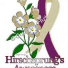 T-shirt, HIRSCHSPRINGS Awareness FORGET ME NOT - (youth - xSm - xLg)