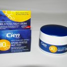 CIEN ANTI-WRINKLE NIGHT CREAM WITH Q10, HYALURONIC ACID & VIT E