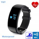DFit D21 Heart Rate Monitor Smartband Health Fitness Tracker for Android/IOS
