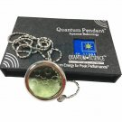 High Ion Bio Chi Quantum Pendant Scalar Energy with Stainless Steel Necklace Chain 6000cc 2PCs