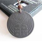 2 PCS Quantum Scalar Energy Pendants Angel Spiritual Design, Authenticity Ion Card