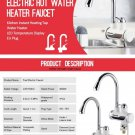 Instant Tankless Electric Hot Water Heater Faucet Kitchen Instant Heating Tap Water Heater