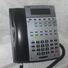 NEC Aspire 22b Button Black Display Phone (0890043) IP1NA-12TXH CLEAN RARE 4/16