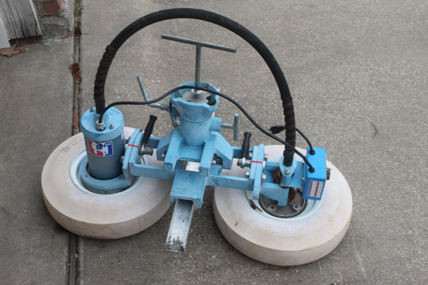 Jugs m1700 Football Machine- Sold As Pictured- Local Pickup-Located in Dallas