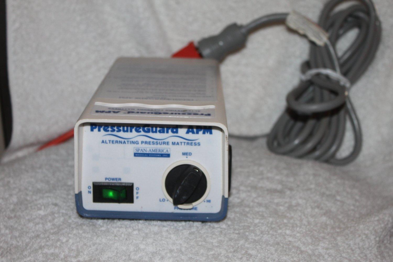 PRESSUREGUARD APM ALTERNATING PRESSURE MATTRESS MODEL 5500 214K