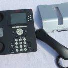 Avaya 9630G IP Phone-no Power Supply- Clean working Pull-