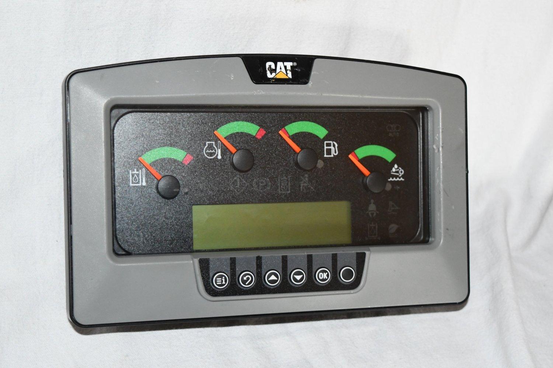CATERPILLAR CAT LCD DASH OPERATOR CONSOLE MODEL 565-9489.00 515