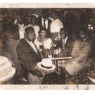 1950s Vintage African American Couples Pretty Women Men Old Photo Black People