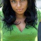 Sexy Black Girl Photo African-American Pretty Woman Model - 4x6 Color Original