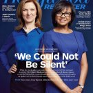 The Hollywood Reporter Magazine -We Couldn't Be Silent- FEB 5, 2016 ISSUE (NEW)