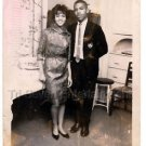 1960s Young Attractive African-American Man & Woman Photo Black Americana People