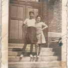 1940-50s African-American Girlfriends 4 Life Old School Photo Black People Girls