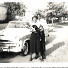Vintage African American Photo Cute Young Couple Old Black Americana (LOT OF 2)