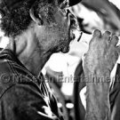 Old African American Man Drinking Bottled Water Photo 8x12 Print Black People US