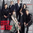 Hollywood Reporter Magazine - HBO'S FIGHT TO STAY ON TOP  - JUNE 26, 2015 - NEW