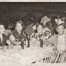 1940-50s African-American Folks Drinking Coca-Cola at Table Photo Black People