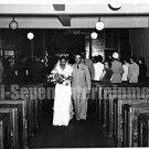 Vintage African American Woman Man Wedding Couple Old 8x10 Photo Black Americana