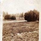 "Vintage 1925 Arlington Cemetery Photo of Civil War Section Virginia 3""X4.5"" USA"