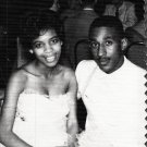 Vintage African American Photo Pretty Woman Couple Handsome Man Black Americana