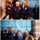 1998 Former LAPD Chief Bernard Parks Photo African-American People Color (Lot 2)
