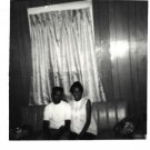 Vintage African American Photo Young Teens Girls Boys Couple Old Black Americana