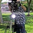 News Camera Man 8x10 Photo TV Reporter Journalist Station Anchor Local Channel