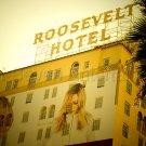 Madonna Hollywood Roosevelt Hotel 8x12 Photo Wall Art Print Color Original USA