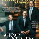 The Hollywood Reporter Magazine - AGENCY WARS - JUNE 12, 2015 - ISSUE (NEW)