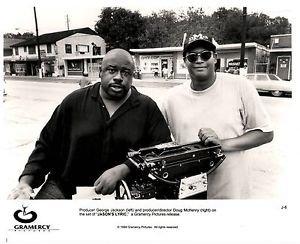 "GEORGE JACKSON - DOUG MCHENRY - ""JASON""S LYRIC"" - AFRICAN-AMERICAN PHOTO - 1994"