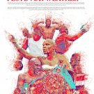 Floyd Mayweather Jr 18x24 Color Wall Art Poster Print with Bio African American