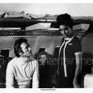 "Vintage CLINT EASTWOOD VONETTA MCGEE ""THE EIGER SANCTION"" AFRICAN-AMERICAN PHOTO"