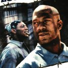 African American Collectible Movie BACKER CARD Master P Richard T Jones LOCKDOWN