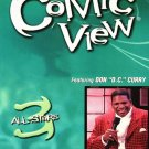 African American Collectible Movie BACKER CARD Don DC Curry BET COMIC BIEW