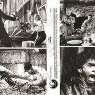 "SHAVAR ROSS SIGNED FRIDAY THE 13TH PART 5 DOUBLE PHOTOS ""REGGIE"" PARAMOUNT JASON"