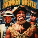 African American Collectible Movie BACKER CARD THE MONKEY HUSTLE