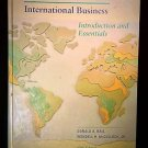 International Business : Introduction and Essentials by Donald A. Ball