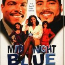 African American Collectible Movie BACKER CARD Mailon RIVERA MIDNIGHT BLUE
