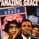 African American Collectible Movie BACKER CARD Moms Mabley AMAZING GRACE