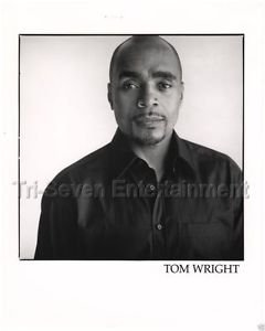 Tom Wright Photo Actor Talent Agency Headshot African-American Celebrities USA
