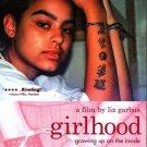 African American Collectible Movie BACKER CARD Liz Garbus GIRLHOOD