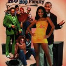 African American Collectible Movie BACKER CARD MY BIG PHAT HIP HOP FAMILY